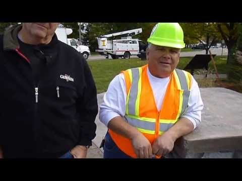 Tuscarora Heroes Monument Update: Oct. 25, 2013