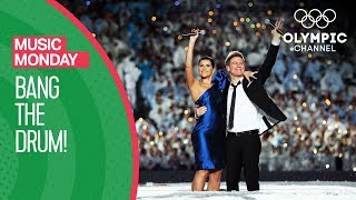 Bang the Drum - Nelly Furtado and Bryan Adams - Vancouver 2010 Olympic