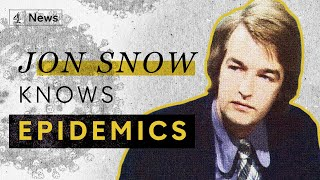 Epidemics through the decades: Jon Snow on 50 years reporting on the viruses that changed the world