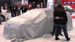 Honda Civi Graphic Design Winner - 2014 Chicago Auto Show