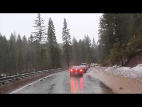 Greenville to Canyon Dam and Lake Almanor Flooding - 02/09/17