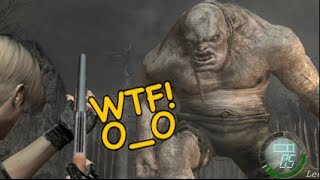 WTF IS THAT!? [2 BOSS BATTLES!] [RESIDENT EVIL 4] [HD] [#04]