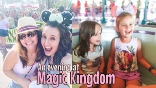 Buena Vista Palace: An evening at Magic Kingdom with our BESTIES, Day 1, Part 2