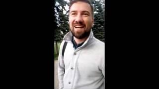 Краснодар. Евгений Абоимов который прошел обучение. Отзыв после 1й части обучения.