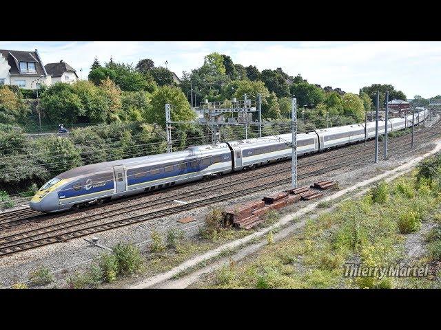 Eurostar Velaro e320 - Rame n° 4025/26