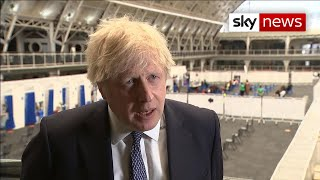 COVID-19: Prime Minister optimistic over ending England's restrictions