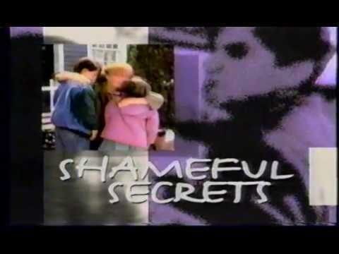 Shameful Secrets Joanna Kerns Tim Matheson ABC TV Movie 101093