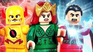 LEGO DC Superheroes Christo Custom Minifigures Review