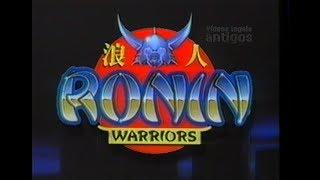 Rede Manchete Abertura anime Ronin (Samurai) Warriors Yoroiden Samurai Troopers 1996 VHS raro Yoroiden Samurai Troopers (鎧伝サムライトルーパー, lit.