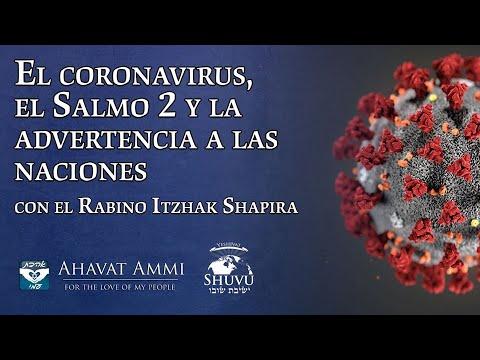 El Coronavirus, el salmo 2 y la advertencia a las naciones