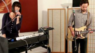 """Phantogram - Mouthful of Diamonds (Donewaiting.com presents """"Live at Electraplay"""")"""