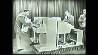 The Three Suns - Stumbling / Bye Bye Blues (1953)