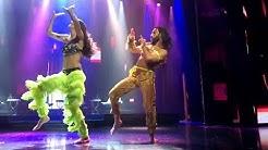 Mein Schiff  Show Tanz mit Rebecca Mir und Massimo Sinato