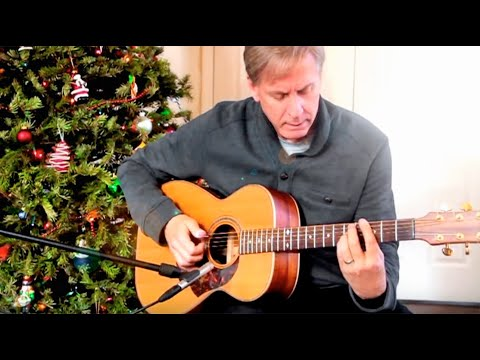 The Christmas Song -- solo fingerstyle acoustic guitar
