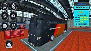 ScanLineT Full Upgrade   Public Transport Simulator Coach #6 Android Gameplay screenshot 5