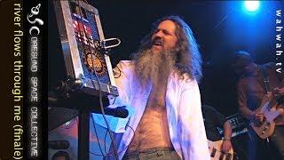 Øresund Space Collective - The River Flows Thru Me (FINALE!) - live 2012