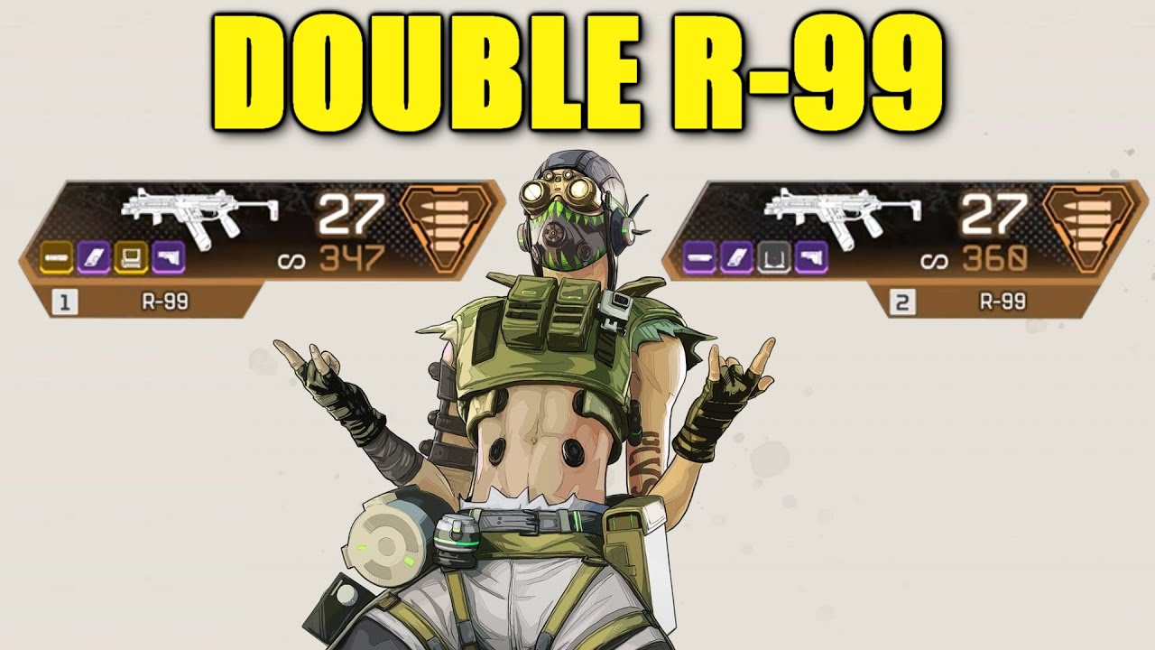 The Fastest Loadout in apex legends thumbnail