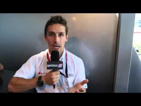 Filipe Albuquerque Le Mans vBlog