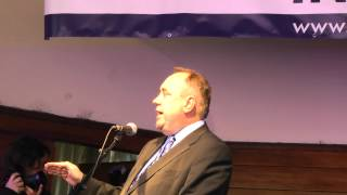 EXCLUSIVE: FM Alex Salmond's speech @ Scottish Independence Rally Sept 2012 (HD)