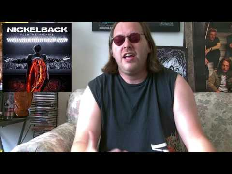 Nickelback - FEED THE MACHINE Album Review