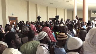 Senegalese court convicts 13 people in country's first mass terrorism trial