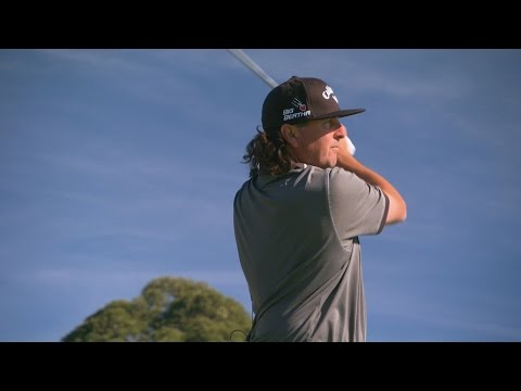 "Pat Perez's EXCLUSIVE from ""Inside The PGA TOUR"""