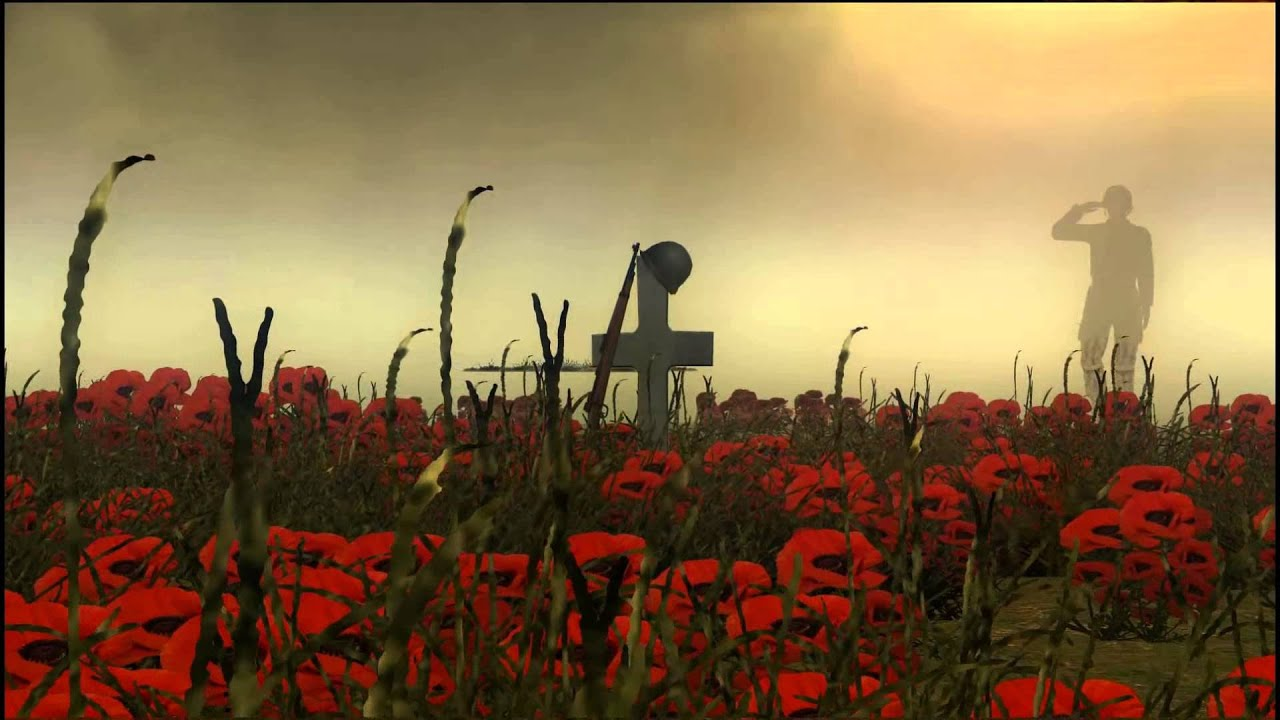 Great War Poetry - presented by John Shelton - YouTube
