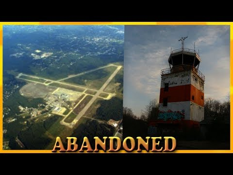 Abandoned Naval Air base