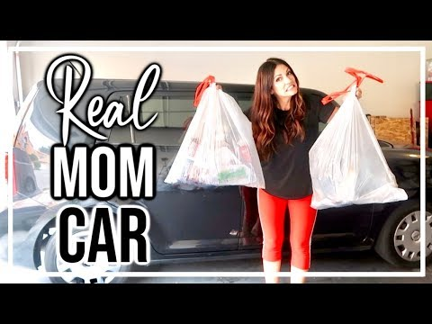 CLEAN WITH ME 2019 // MY CAR IS DISGUSTING // CLEANING A REALLY MESSY CAR from YouTube · Duration:  11 minutes 30 seconds