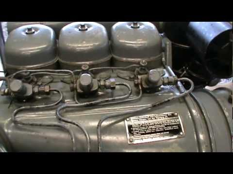 Deutz F3l 712 Diesel Engine Youtube