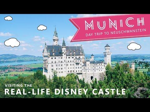 EUROPE TRAVEL VLOG #23: Munich - Day Trip to Neuschwanstein Castle