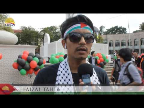 Save The Children of Gaza | Faizal Tahir