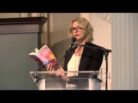 Elizabeth Gilbert talks BIG MAGIC