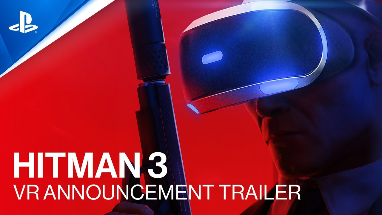 HITMAN 3 - VR Announcement Trailer | PS VR