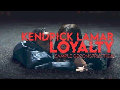 Kendrick Lamar's LOYALTY. sampling Bruno Mars's 24K Magic