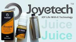 Joytech Pineapple e-liquid review sweet vape
