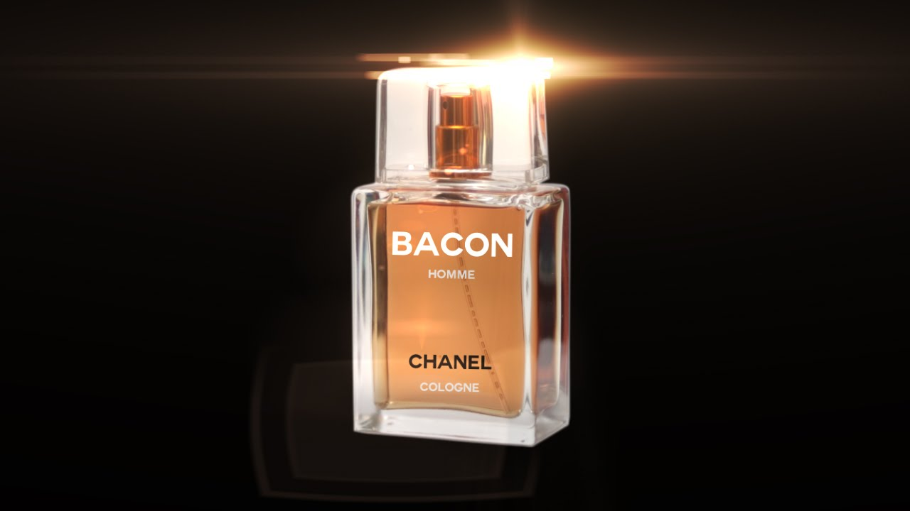3392917aa4e Chanel New BACON Cologne for Men - Commercial