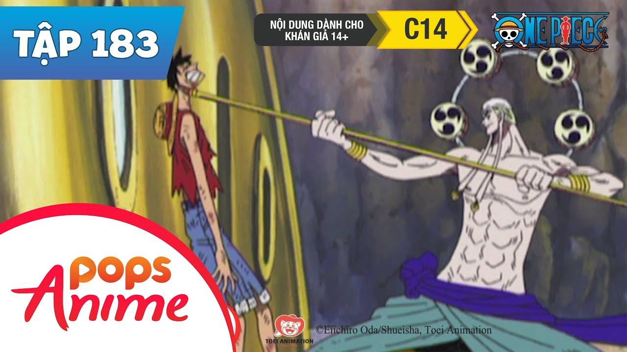 One Piece Tập 183 – Maxim Bay Lên! – Death Piea Khởi Động – Phim Hoạt Hình