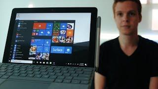 Hago el análisis de la Surface Go, el nuevo PC híbrido de Microsoft...