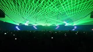 Lasershow Full HD  (Avicii Opening @ Energy 2011)