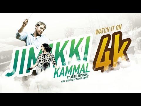 Entammede Jimikki Kammal - Velipadinte Pusthakam   Cover   Arjit Agarwal