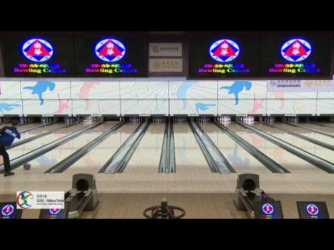 Trios Squad 2 Block 1 - World Bowling Men's Championships