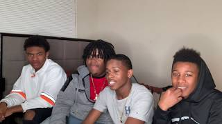 Action Pack Ap | Choppas On Choppas | ft. Nle Choppa (Official Music Video) Reaction Ft.Young Kevo