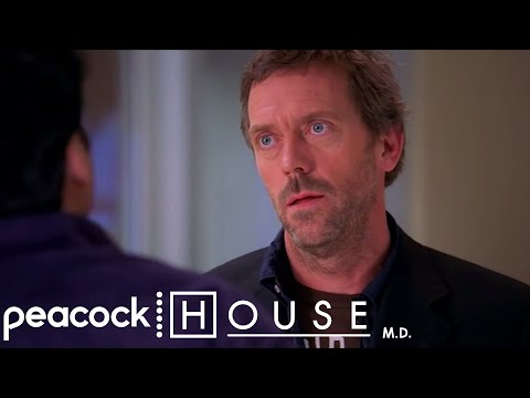 House Asks For A heart Transplant Badly | House M.D.