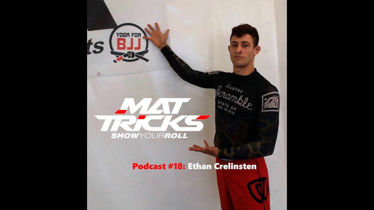 Ethan Crelinsten on Training BJJ Every Day and Travelling Europe