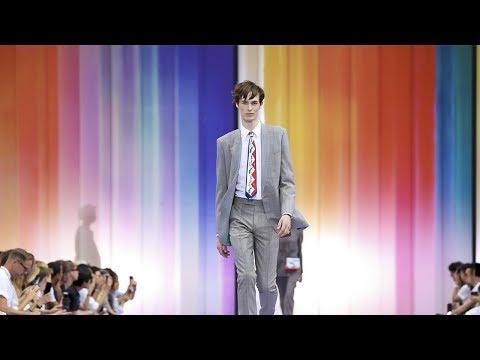 Paul Smith | Spring Summer 2018 Full Fashion Show | Menswear