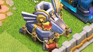 EAGLE ARTILLERY FINALLY DOWN!  TH12 Farm to Max | Clash of Clans