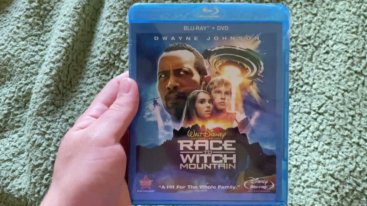 Download Cinderella: Diamond Edition 2012 Blu-Ray/Race to Witch Mountain 2009 Blu-Ray Unboxing (LATE UPLOAD!)