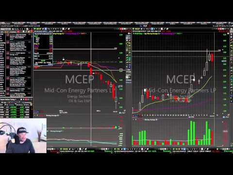 How To Short Stocks : Banking $900 in 30 minutes on $MCEP