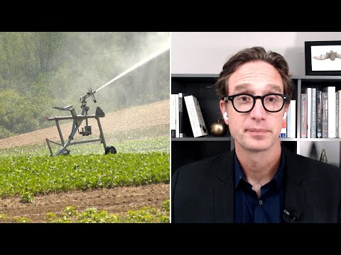 Dan Riskin on how human urine could help us grow our food